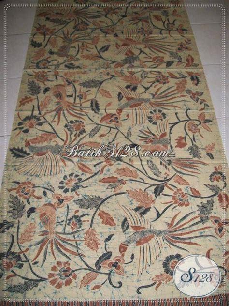 Batik Tulis Motif Burung Bahan Katun Primisima Bendera batik tulis warna alam bahan katun primisima halus berkualitas motif burung k952ta