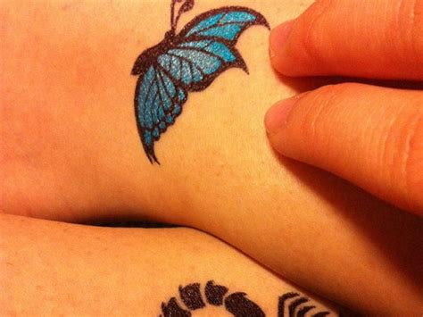 small blue butterfly tattoo gallery for gt small monarch butterfly designs