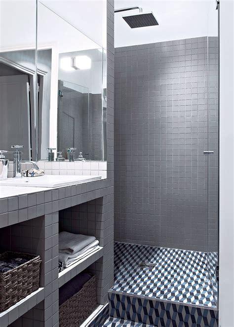 salle de bain blanche et grise 5141 couleur grise pour la salle de bain 233 l 233 gance et