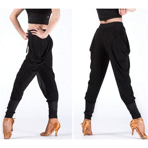swing dance pants big wide hip mexican women women s ladies female black red