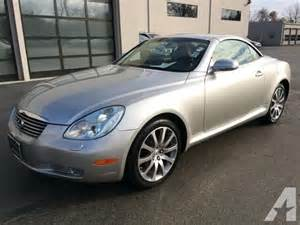 2005 Lexus Sc 430 Convertible 2005 Lexus Sc 430 Convertible Hardtop Convertible For Sale