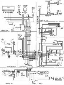 wiring information series 50 diagram parts list for model msd2655heq maytag parts
