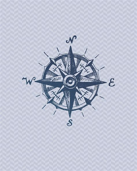 compass tattoo prints rose compass drawing cliparts co