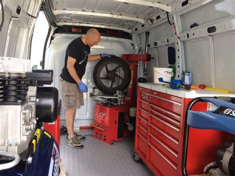 mark  motorcycles mobile tyre fitting service