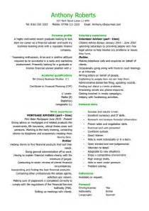 Example Resume Template Layout by Free Cv Examples Templates Creative Downloadable Fully
