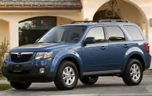used 2011 mazda tribute suv pricing features edmunds