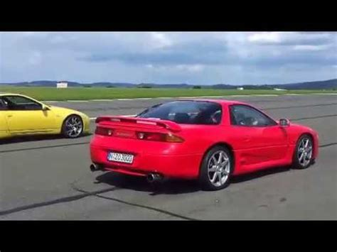 nissan 3000gt 3000gt vs nissan 300zx fastest of japan 2014 youtube