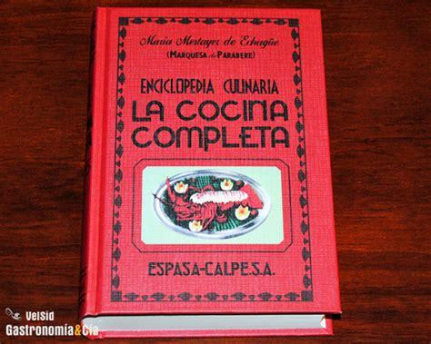 libro la cocina completa la cocina completa