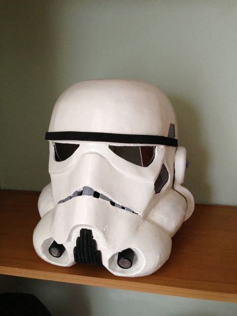Stormtrooper Helmet Papercraft - pepakura stormtrooper related keywords suggestions