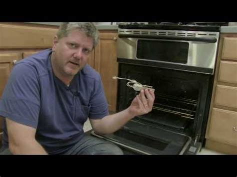 Oven Won T Light by Gas Oven Won T Light Diy Repair The Handyguys