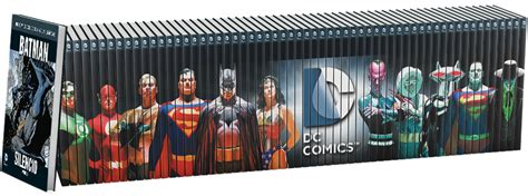 libro dc super heroes the dc collection