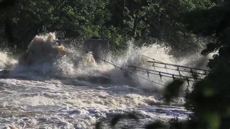 jay cooke state park swinging bridge duluth flood 2012 swinging bridge jay cooke state park hd