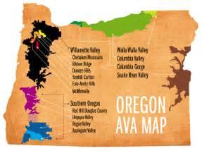 oregon wine map winematch on the oregon trail winematch