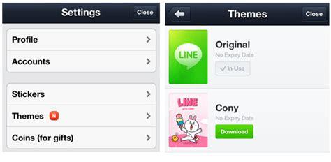 themes line for iphone line iphone อ พเดทล าส ดเปล ยน theme ได แล ว com250