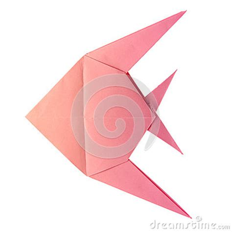 Tropical Fish Origami - origami tropical fish royalty free stock images image