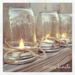 Tea Light Candles Bulk Mason Jar Table Lanterns Simplykierste Com