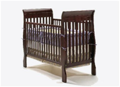 drop side cribs recalled for entrapment and choking hazards