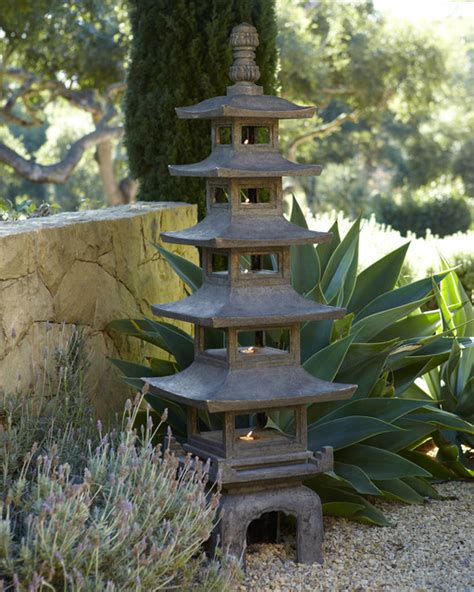 quot pagoda quot outdoor sculpture asian garden statues and