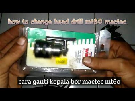 Mesin Bor Mactec cara pasang scaffolding steger by mitrascaffolding