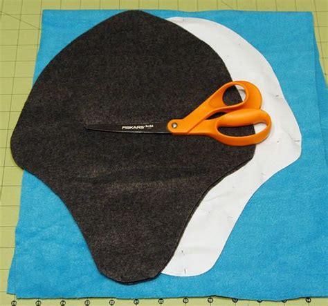 fleece hat template fleece hat diy sew this