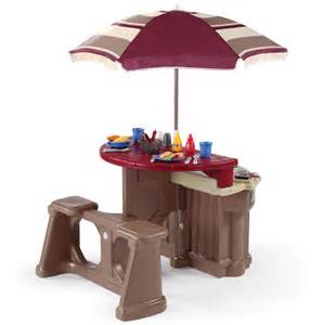picnic tables picnic table step2