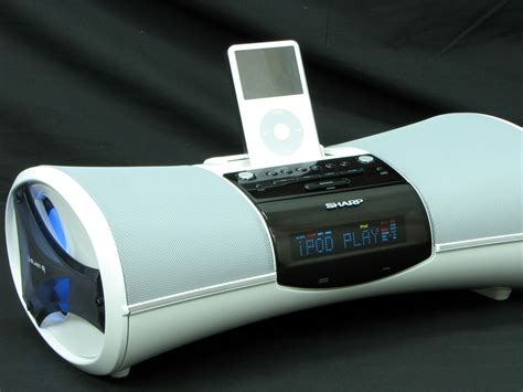 Ces 2007 Icar Ipod Dock And Speaker by Luxury Ipod Sound Systems From Sharp Techradar