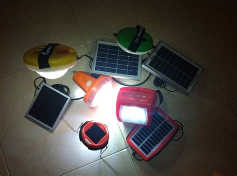 Gareth Huw Davies Can Solar Ls Displace Kerosene In Solar Lights For Africa
