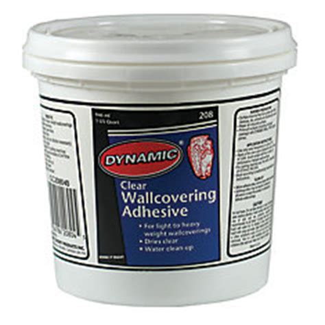 wallpaper adhesive home depot gallery