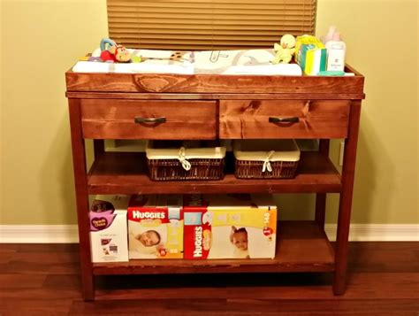 changing tables for nursery changing table for nursery kreg owners community