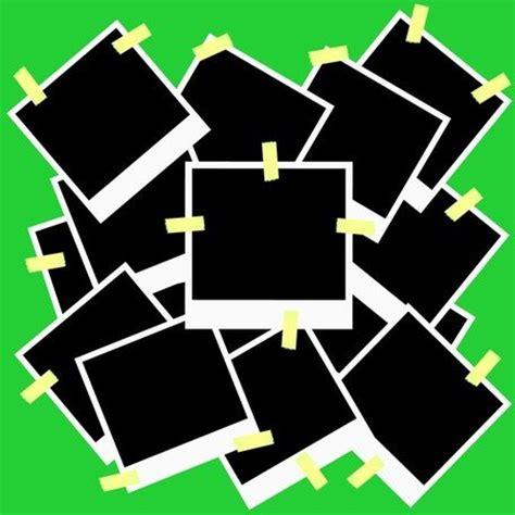 vector polaroid photo album, clip arts clipart.me