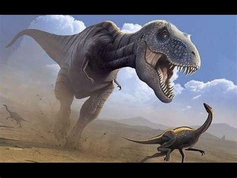 le tyrannosaure rex youtube
