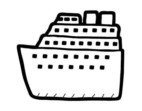 barcos para pintar niños fant 225 stico crucero para colorear im 225 genes ideas para