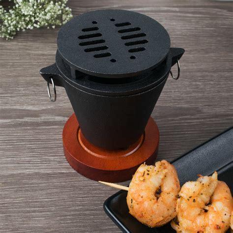 Hibachi Grill by Mini Hibachi Grill Small Tabletop Hibachi Grill Set
