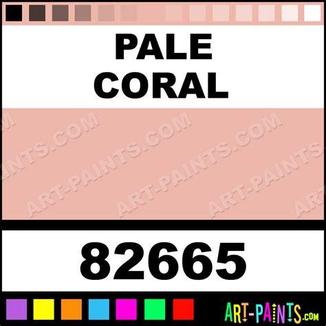 pale coral paints 82665 pale coral paint pale coral color charvin paint