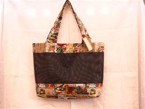 tote bag pattern australia mesh tote bag auntie joy s place madeit com au