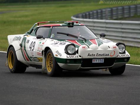 Lancia Delta Stratos Lancia Stratos Hf Motoburg