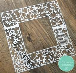 paper cutting design templates 7 best images of wedding paper cutting template