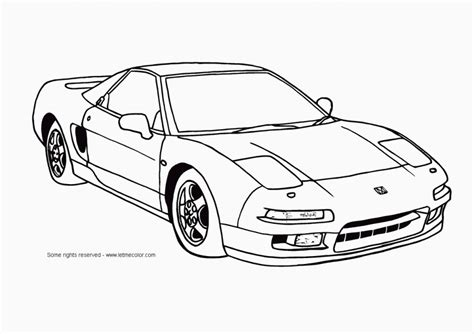 coloring pages muscle cars coloring home