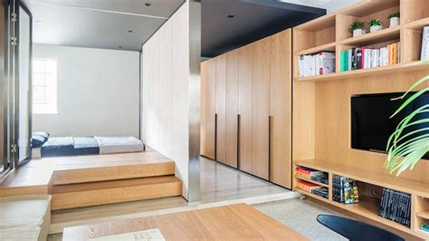 Small Space Design Flourishes In This Reved Shanghai How To Design A Small Apartment