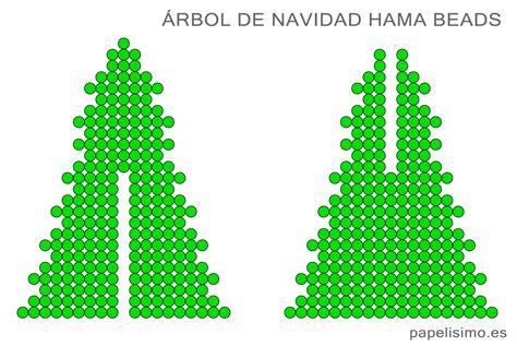 figuras arbol de navidad c 243 mo hacer 225 rbol 3d de navidad con tubitos tipo hama