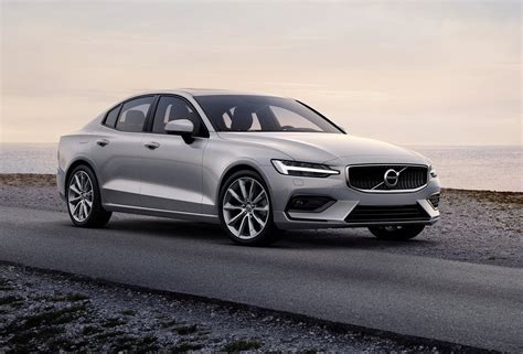 new 2019 volvo s60 2019 volvo s60 revealed topped by t8 polestar engineered