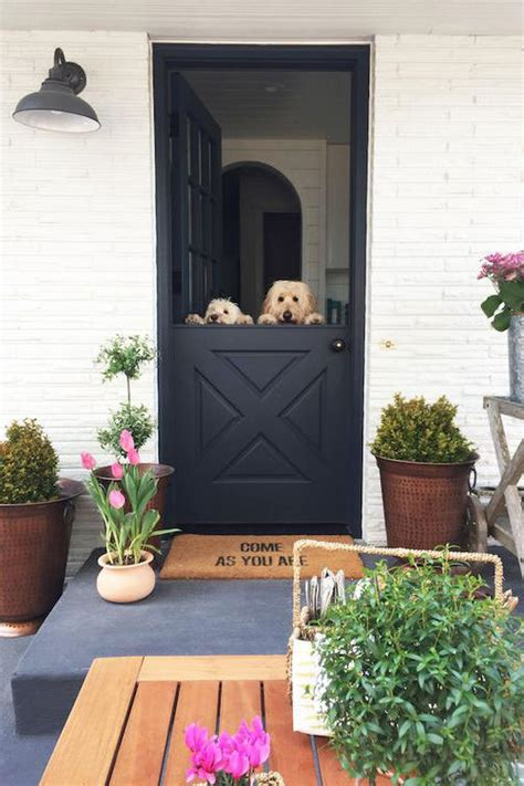 dutch doors  absolutely loving southern living