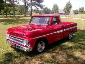 1966 chevy truck vintage and retro