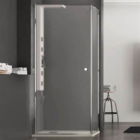 piatto doccia angolare 70x70 box doccia 70x70 angolare cristallo opaco apertura