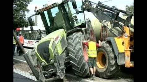 Youtube Motorradunfälle by Traktor Unf 228 Lle Youtube
