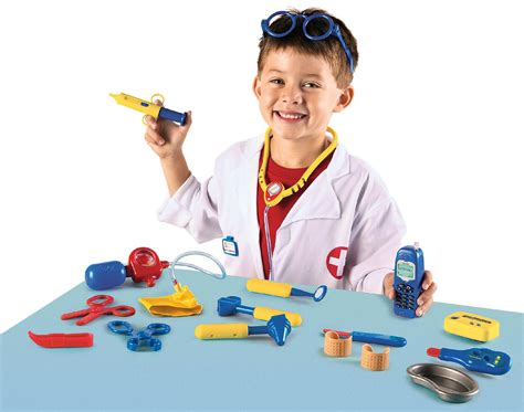 Doctor Set learning resources pretend play 174 doctor set