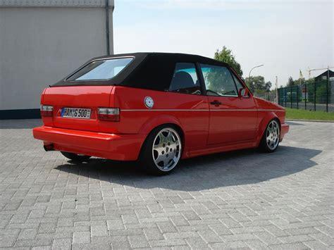 Kredit F R Auto Tuning by Auto Tuning F 226 R Vw Golf 1 Cabrio 16v Genesis Sommerreifen