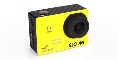 Dan Spesifikasi Sjcam 5000 Plus 5 murah dan terbaik adugadget