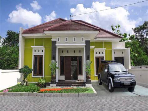 desain rumah minimalis  lantai budget  juta desain rumah minimalis terbaru