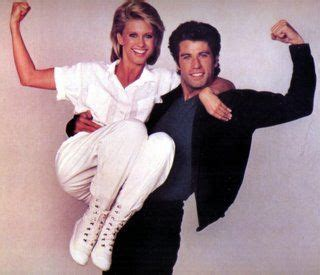 olivia newton john y john travolta 54 best olivia newton john and john travolta images on
